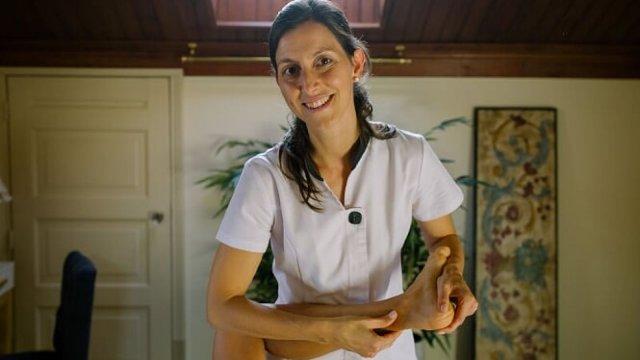 Inês Pereira: a fisioterapeuta que faz e fala com o coração