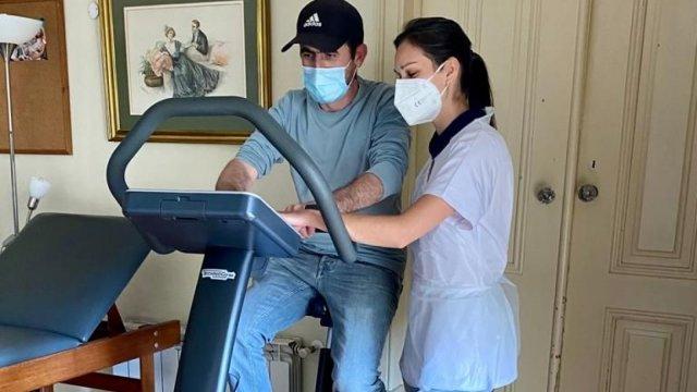 Sabia que a fisioterapia pode ajudá-lo a recuperar da COVID-19?