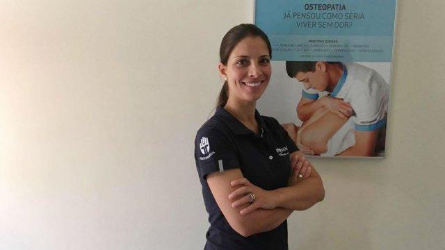 Vânia Santos recomenda exercício físico e uma alimentação equilibrada