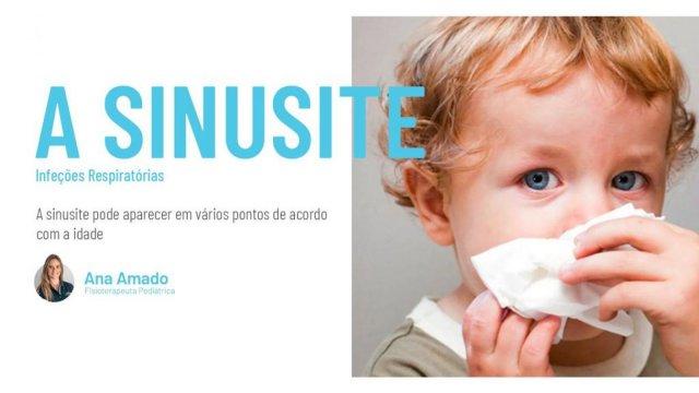 Sinusite nas crianças: causas, sintomas e tratamento